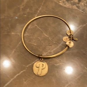 Phillies MLB Alex and ani bracelet